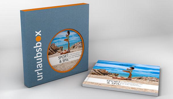 Urlaubsbox - Sport & Spa
