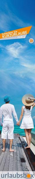 Urlaubsbox.com � So schenkt man Urlaub