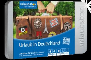 Urlaubsbox - Urlaub in Deutschland